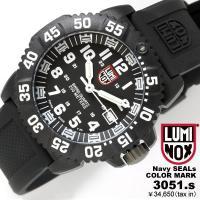 ルミノックス LUMINOX 腕時計 ネイビーシールズ 3051 ルミノックス/LUMINOX ルミ...
