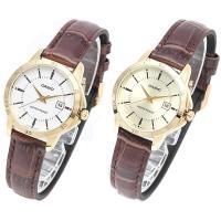 カシオ レディース 腕時計 スタンダード アナログ LTP-V004GL-7AUDF LTP-V00...