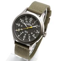 TIMEX メンズ腕時計 タイメックス エクスペディション スカウトメタル T49961  第一次世...