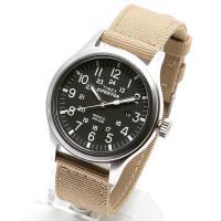TIMEX メンズ腕時計 タイメックス エクスペディション スカウトメタル T49962  第一次世...