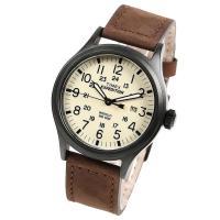 TIMEX メンズ腕時計 タイメックス エクスペディション スカウトメタル T49963  第一次世...