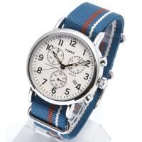 TIMEX タイメックス ウィークエンダー クロノグラフ TW2P62400  タイメックス社創設以...