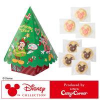 お菓子 詰め合わせ ギフト ディズニーデザイン クリスマスツリー(7個入) disney_y 銀座コージーコーナー