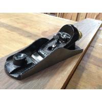 スタンレー製の西洋鉋、ブロックプレーンです。  ブロックプレーンは、小さい材の平面だし、仕上げ、小口...