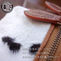 レザーバッグ/革バッグ/ウエストバッグ/ボディバッグ/牛革/レザー/牛毛/bag-west020