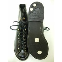 LONE WOLF[ロンウルフ] ブーツ WIREMAN ワイヤーマン LW01785 (BLACK)