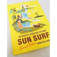 SUN SURF[サンサーフ] アロハシャツ スペシャルエディション SURF ISLAND STYLE SS35842 (BLUE)