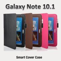 ●高級感あふれるレザーのSAMSUNG GALAXY Note 10.1専用ケース特別特価でご提供!...