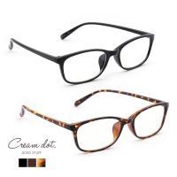 メガネ 眼鏡 レディース 伊達メガネ uv400 上品 スクエア 四角 シンプル ブラック ブラウン ゆうパケット送料無料