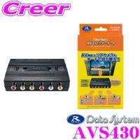 【映像信号を検知して自動で切り替え!!オプションで手動切り替えも可能!!】 AVS414後継モデル!...