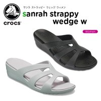 ほどよい高さと、快適な履き心地のシンプルなウェッジ 足をきれいにみせるデザインのストラップ。こちらの...