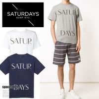 SATURDAYS SURF NYC サタデーズサーフニューヨーク Tシャツ メンズ 半袖 spac...