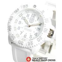 ルミノックス LUMINOX メンズ 腕時計 ネイビーシール カラーマーク アナログ WHITEOU...