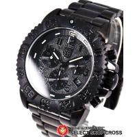 ルミノックス LUMINOX メンズ 腕時計 クロノグラフ ネイビーシール カラーマーク アナログ ...