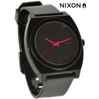 NIXON ニクソン 腕時計 THE TIME TELLER P A119480 ブラック×ブライト...