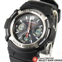 【 G-SHOCK 電波ソーラー 】 電波ソーラーG-SHOCKのスタンダードモデル、AWG-100...