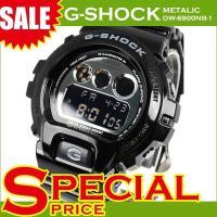 カシオ Gショック gショック DW-6900NB-1DR メタリックカラーズ G-SHOCK g-...
