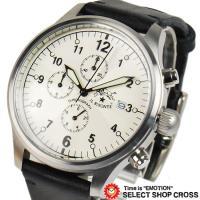 革製品で有名なイルビゾンテより、 そのレザーを使った腕時計が登場です。 文字盤にはイルビゾンテの特徴...
