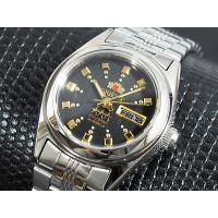 オリエント ORIENT スリースター 自動巻き 腕時計 WV0061NQ