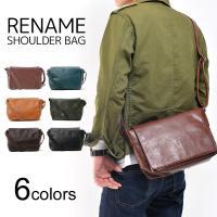Rename custom ショルダーバッグ