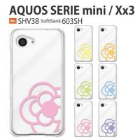 ●対応機種 : SoftBank AQUOS Xx3 mini 603SH au AQUOS SER...