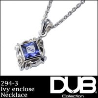 DUB Collection ネックレス Ivy enclose Necklace 294-3(ブル...