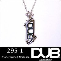 DUB Collection ネックレス Stone twined Necklace 295-1(ブ...