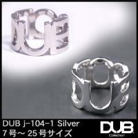 DUB ジュエリー リング 104-1 別注サイズ シルバー アクセサリー メンズ レディース ダブ...