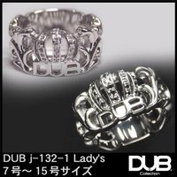 DUB Collection j132-1 シルバー リング RING ダブジュエリー シルバーアク...