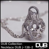 DUB Collection j138-2 Glorious crown ネックレス クラウン メン...