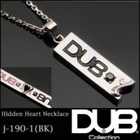 DUB Collection ネックレス Hidden Heart necklace j-190-1...