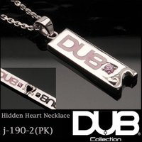 DUB Collection ネックレス Hidden Heart necklace j-190-2...