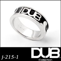DUB Collection j-215-1 Affectionate Ring ペアリング メンズ...
