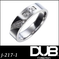 DUB Collection j-217-1 Forge a bond Ring ペアリング メンズ...