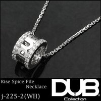 DUB Collection ネックレス Raise Spice Pile Necklace j-2...