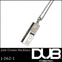 DUB Collection ネックレス Join Crown Necklace j-262-1 メ...