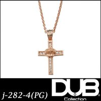 DUB Collection ネックレス Shine crown Necklace j-282-4 ...