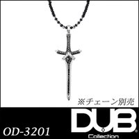Luxury DUB Collection ネックレス トップ Captivate Sward Ne...