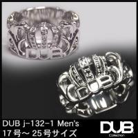 DUB Collection j132-1 men's シルバー リング RING ダブジュエリー ...