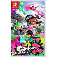 【即納★新品】Nintendo Switch Splatoon 2【2017年07月21日発売】