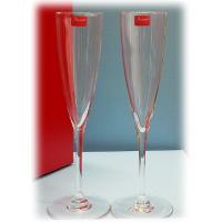 バカラのドンペリニヨン シャンパンフルートグラスに名前を刻めば、贅沢で、存在感がある輝きのあるの結婚...