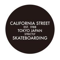【CALIFORNIA STREET STICKER / FUTURAFULL DOT】  当店のオ...