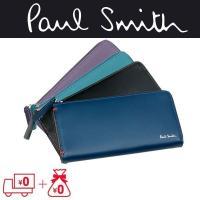 ポールスミス 財布 メンズ ファスナー長財布   ■品番 ・コントラストカラー ・863488 モデ...