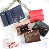 ヴィヴィアン ウエストウッド がま口折り財布   ■品番 ・ヴィンテージ WATERORB ・321...