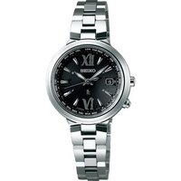 SSVV019 SEIKO LUKIA ソーラー 電波時計 lady's watch 簡単なボタン操...