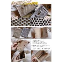 【ベストプライス】このレザー素材がありえないお値段です!メタルマイクロドッツ・レザー二つ折り財布(革製)