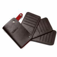 カードケース メンズ レディース クレジットカード 大容量 薄型 カード入れ 名刺入れ 革 フェイクレザー ビジネス 通勤 オフィス おしゃれ 送料無料