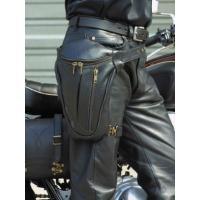 【ROUGH&ROAD】RA1008 クラシックホルスター バイク用品 太もも 脚 鞄 かばん ラフ&ロード ラフロ