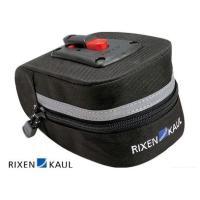 ■ ソフトナイロン製のサドルバッグ。 ■ スペアチューブや携帯ツールを入れるのに最適。 ■ リフレク...