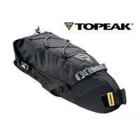 トピーク(TOPEAK)  ■ 「バイク パッキング」スタイルに対応する大容量バッグ「ローダー」シリ...